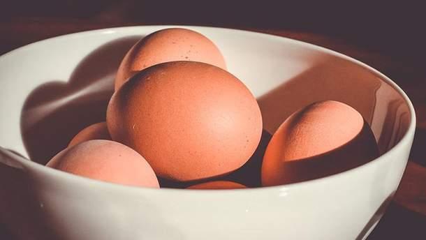 Яйця дуже корисні для дітей