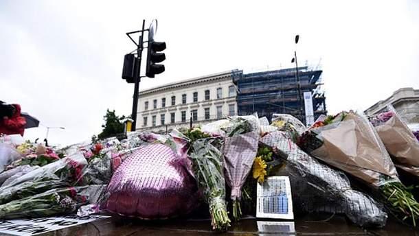 Лондонский мост после трагедии