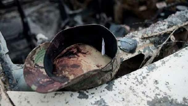 Двое украинских бойцов погибли
