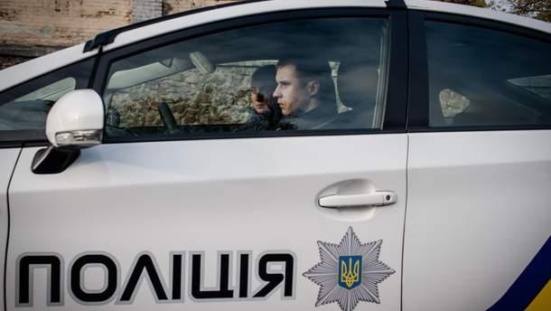 Поліція влаштувала погоню за порушником