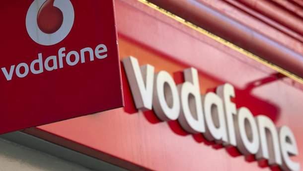 Vodafone перестав працювати на окупованому Донбасі