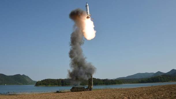 КНДР в очередной раз пугает мир запуском ракет