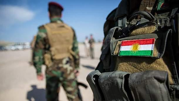 Курдські солдати