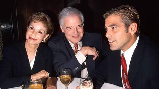 Папа Джорджа Клуни рассказал, на кого похожи двойняшки