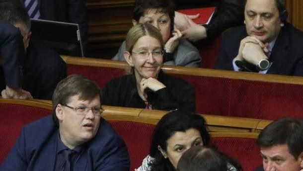 Рада підтримала в першому читанні законопроект медичної реформи