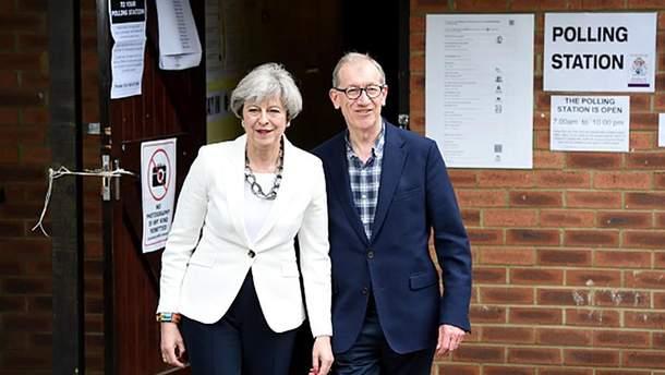 Парламентські вибори у Великій Британії-2017
