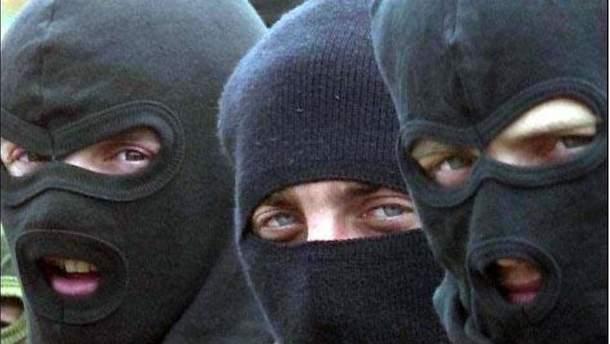 Преступники