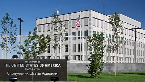 Вибух поблизу посольства США у Києві поліція вважає терактом