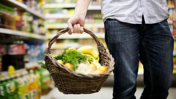 Державне регулювання цін на продукти скасовано