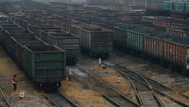 Імпорт російського вугілля