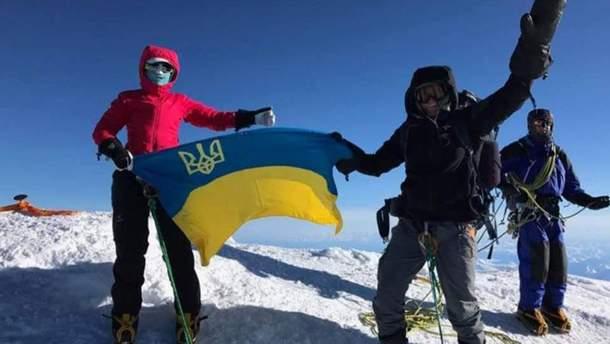 Українське подружжя підкорило гору Деналі