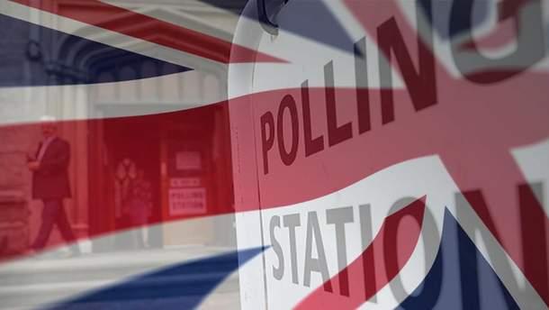 Парламентские выборы в Великобритании 2017