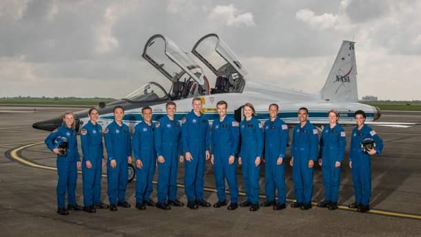 12 астронавтов NASA, которые полетят на Марс