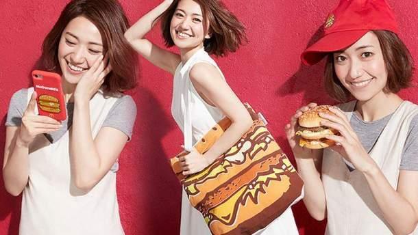 McDonald's  випустили колекцію одягу