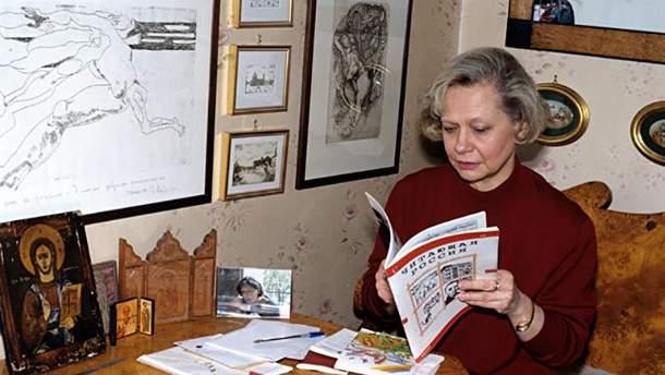 Юлия Хрущёва