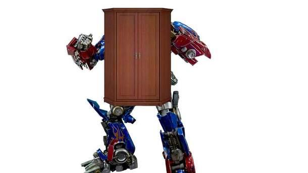 Американские разработчики представили шкаф-трансформер