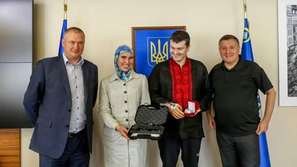 Сергей Князев, Амина Окуева, Адам Осмаев, Арсен Аваков