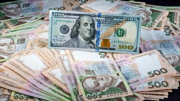 Курс валют НБУ на 12 июня
