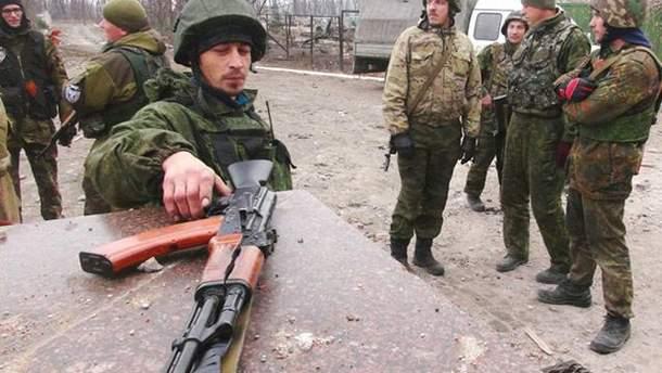 """Бойовики """"ЛНР"""" бояться атаки ЗСУ"""