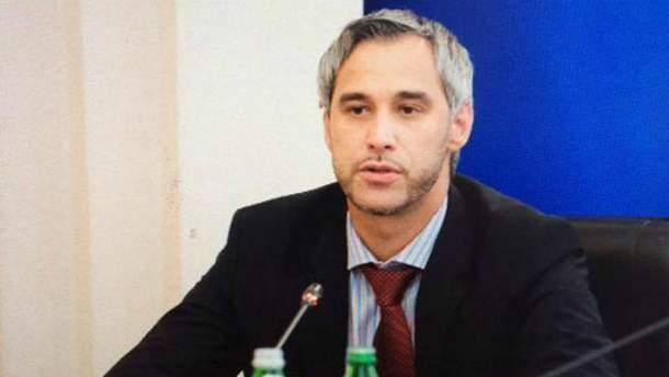 Руслан Рябошапка написал заявление на увольнение из НАПК