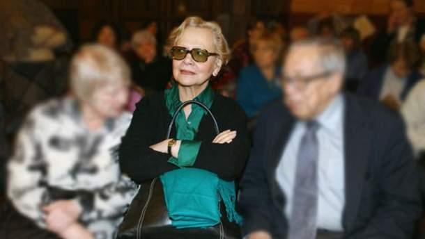 Внучка Хрущева погибла от наезда поезда