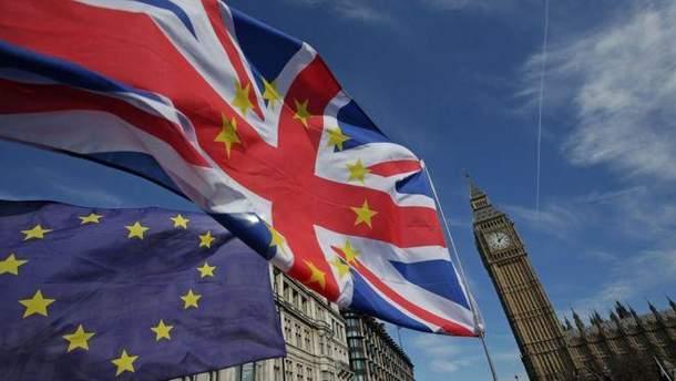 Вибори у Великобританії: ЄС стривожений результатами