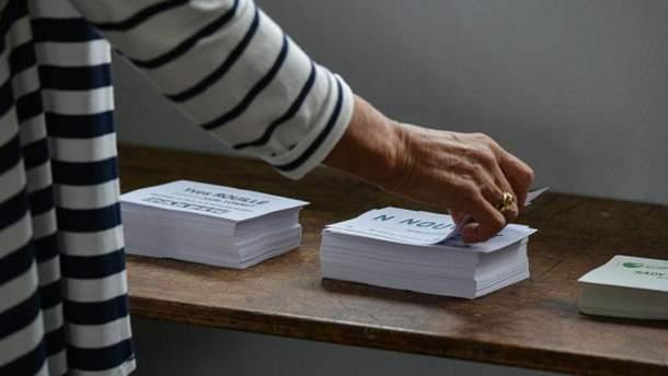 Парламентские выборы во Франции 2017: результаты голосования