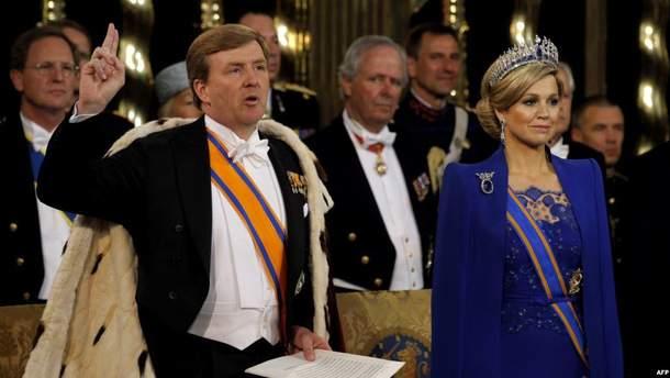 Король Нидерландов ратифицировал Соглашение об ассоциации Украина – ЕС