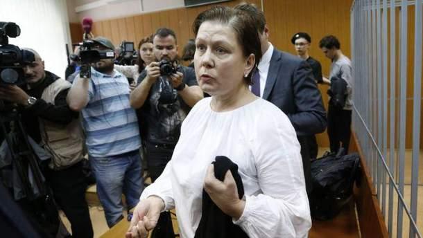 Осужденная библиотекарша Наталья Шарина считает свой приговор несправедливым
