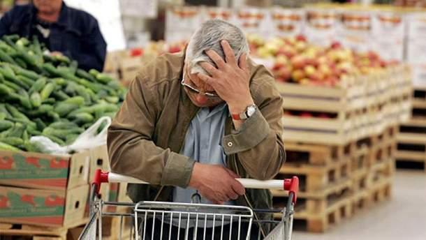 В мае показатели инфляции были выше прогноза НБУ