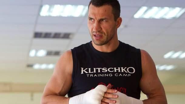 Кличко еще не решил, что делать с боксерской карьерой