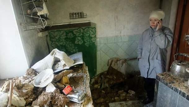 Война на Донбассе: террористы стреляют по гражданским