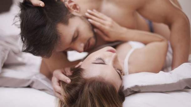 Скільки часу пари витрачають на секс