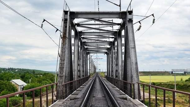 Железнодорожный мост (Иллюстрация)