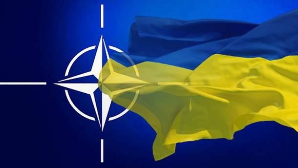 Украина идёет к вступлению в НАТО с 1994 года