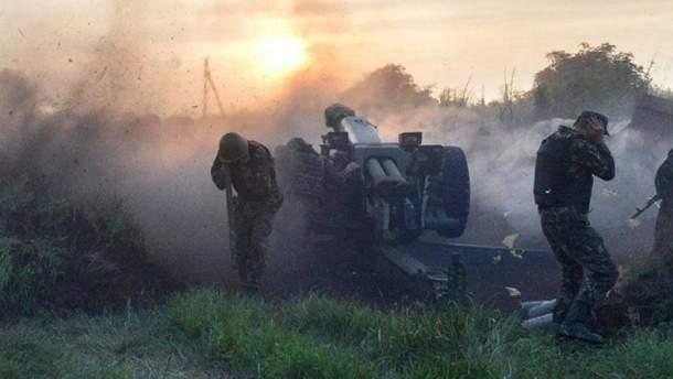 Украинские военные понесли большие потери, почти десяток ранены
