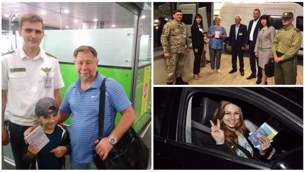Безвизовый режим с ЕС: украинцы делятся впечатлениями