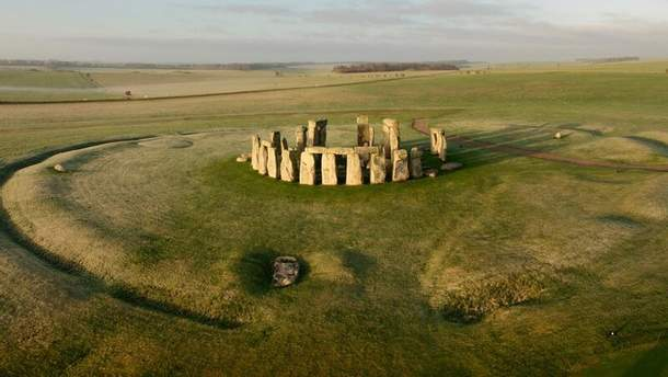 Деревянные круги Стоунхенджа использовались в ритуалах