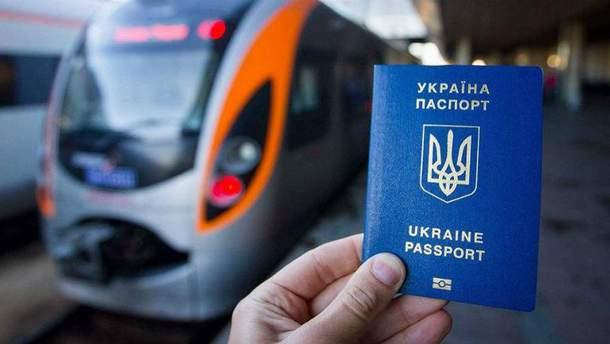 Безвізовий режим між Україною та ЄС