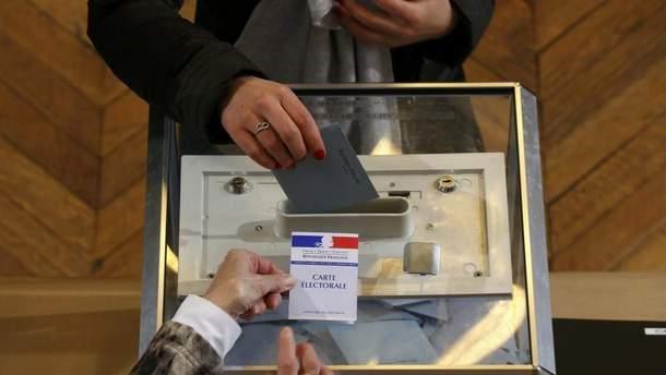 Вибори у Франції