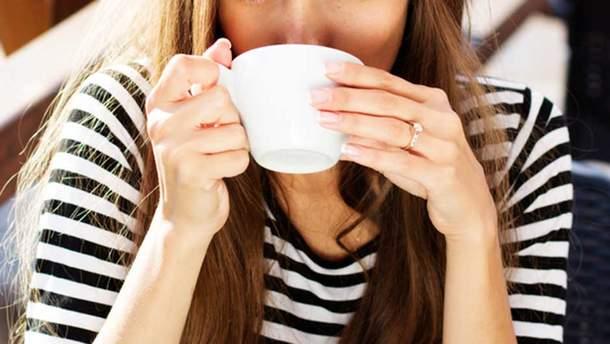 Фаст-фуд нельзя употреблять вместе с кофе
