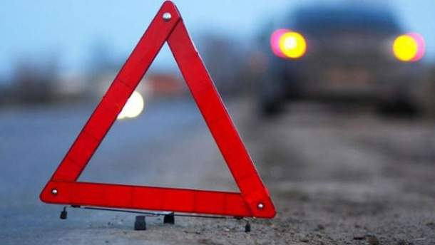 Аварія біля Львова