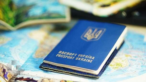 Україна в рейтингу найвпливовіших закордонних паспортів