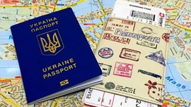 Безвизовый режим Украины с ЕС: количество украинских путешественников растет