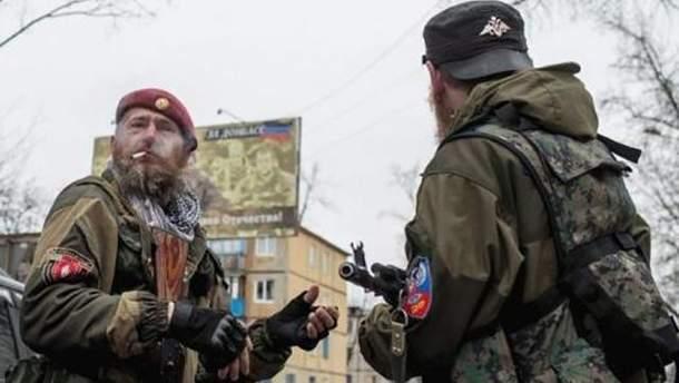 Боевики придумали наступление ВСУ под Желобком