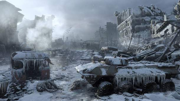 Разруха Москвы