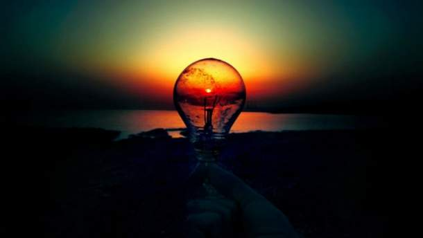 Крым без света (Иллюстрация)
