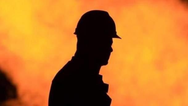 Взрыв на шахте