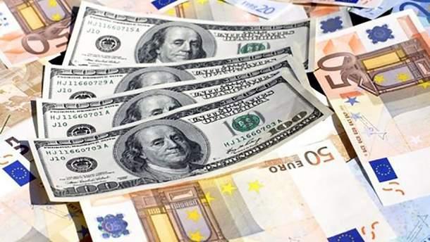 Курс валют НБУ  14 червня