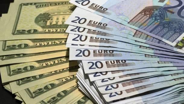 Готівковий курс валют 13 червня в Україні
